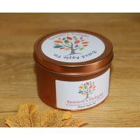 Baked Apple Pie Scented Soy Candle