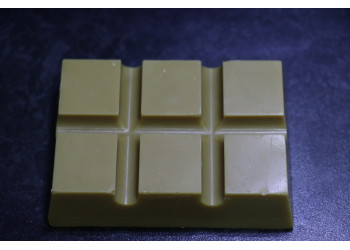 Coconut And Chocolate Scented Wax Snap bars