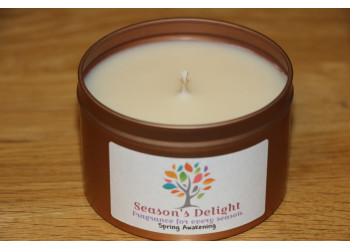 Spring Awakening Container Candle